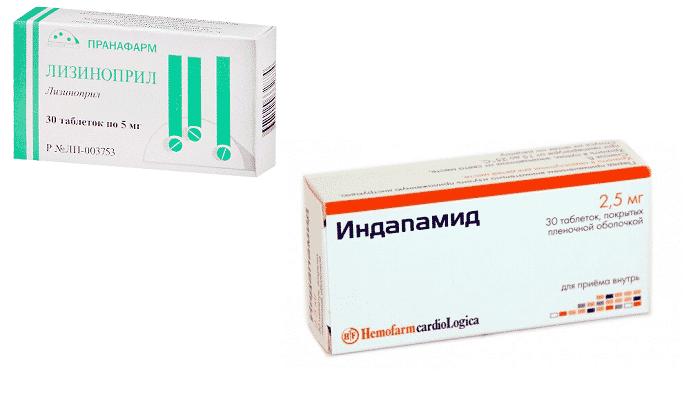Magas vérnyomás elleni gyógyszerek mellékhatások nélkül az idősek számára