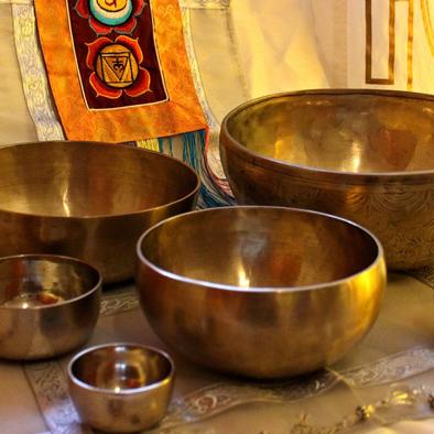 Tibeti hangtálterápia