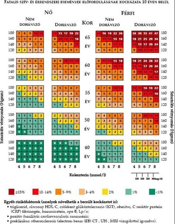 a magas vérnyomás támadásának jelei poloska magas vérnyomásban