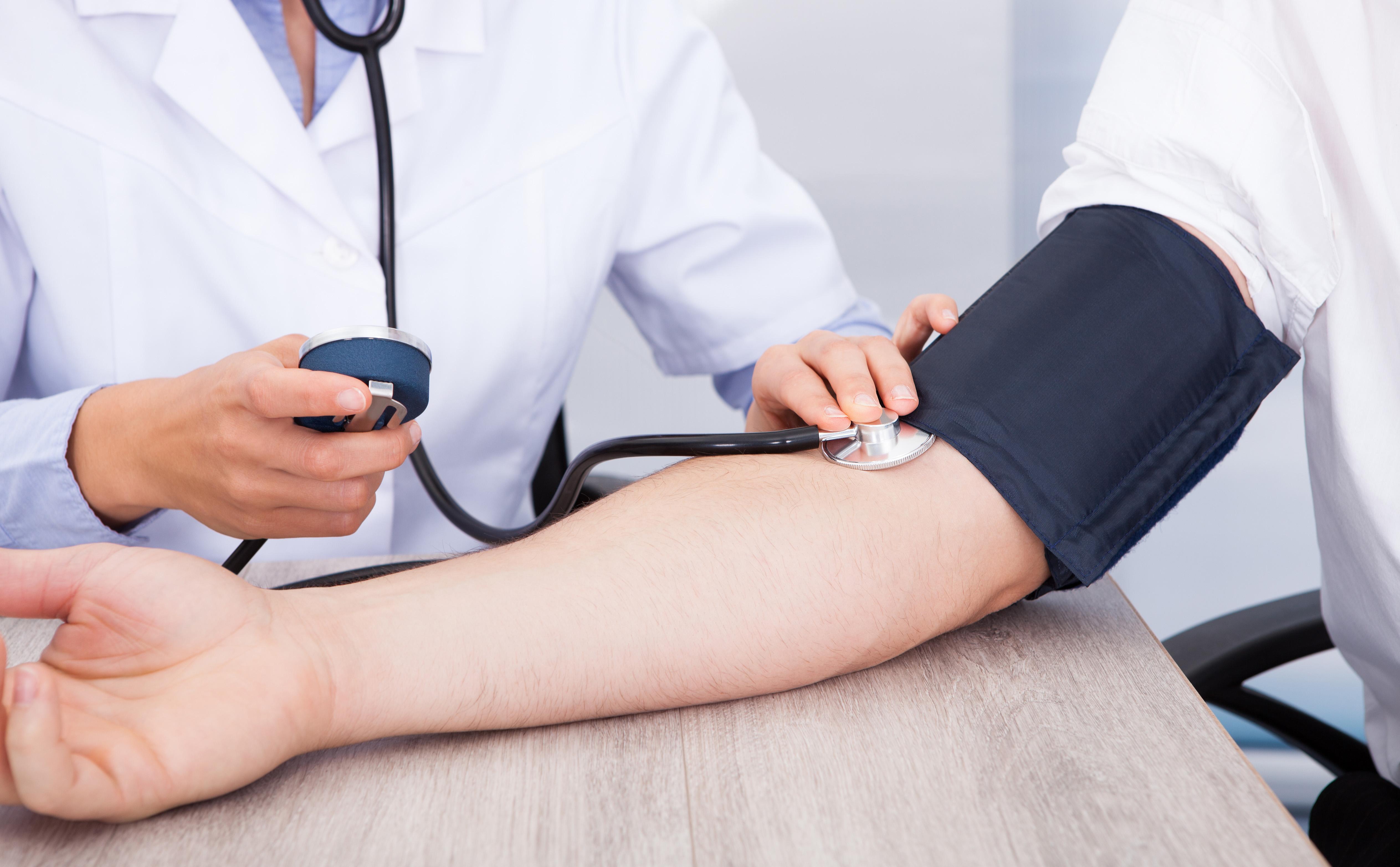 magas vérnyomás, amikor mérni kell a vérnyomást
