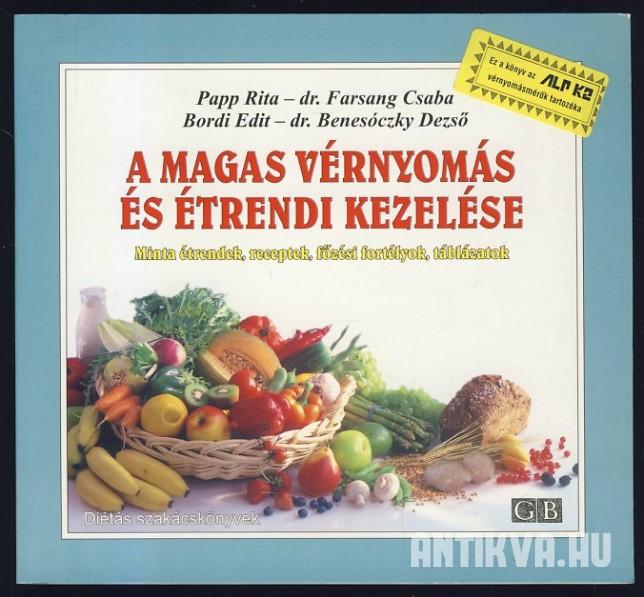 étrendi receptek magas vérnyomás ellen 1 fokú magas vérnyomás nyugdíj