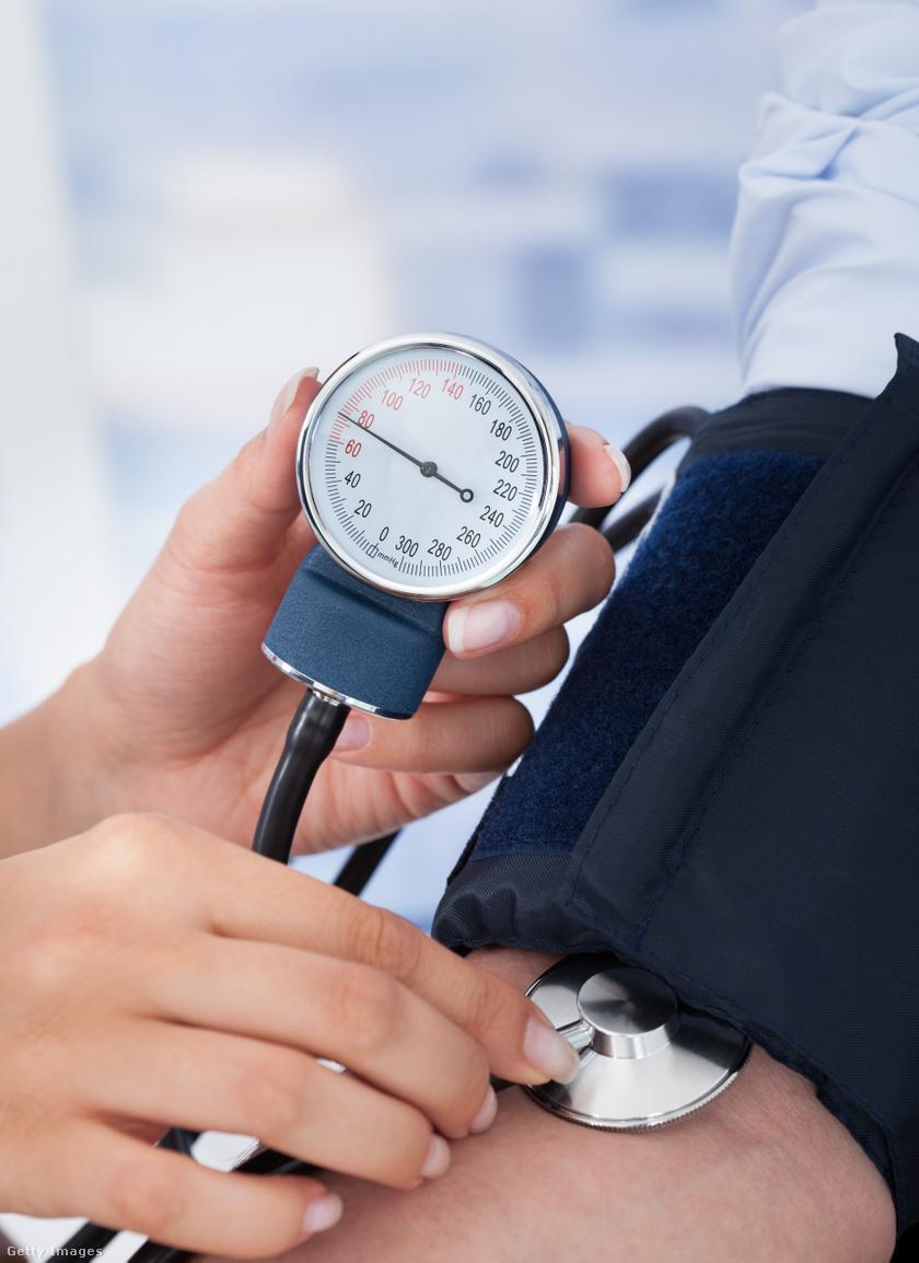 a magas vérnyomás klinikai képe