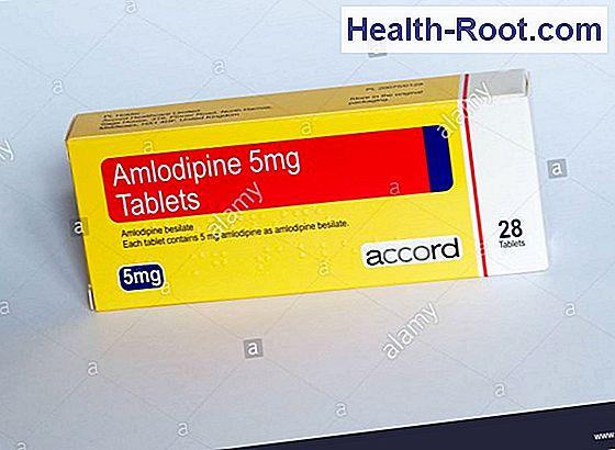 az amlodipin hatékonysága magas vérnyomásban
