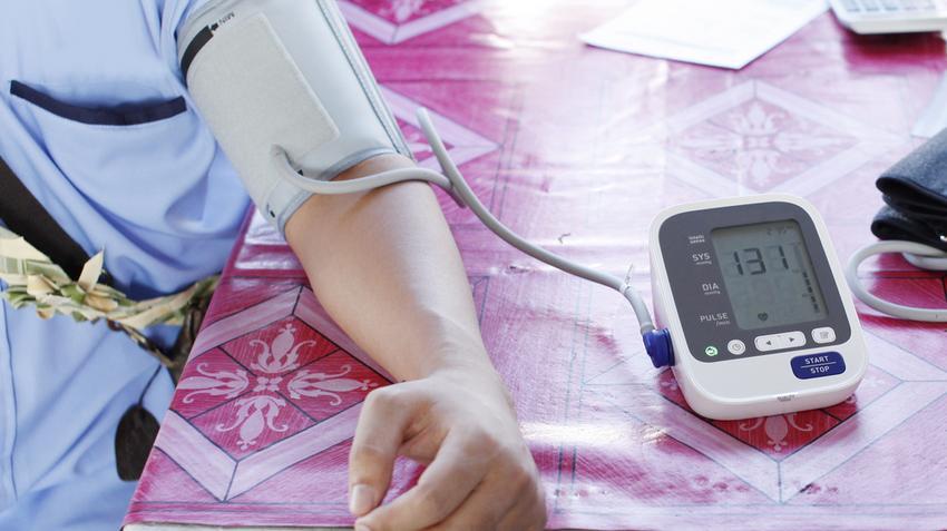 magas vérnyomás kezelésének színvonala a magas vérnyomás legjobb klinikái