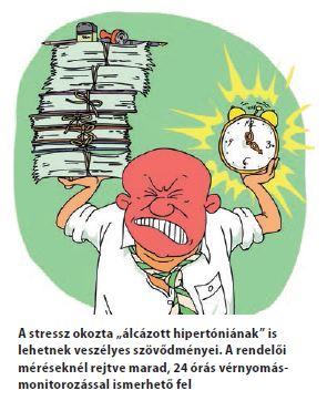 magas vérnyomás fejfájás enyhítése