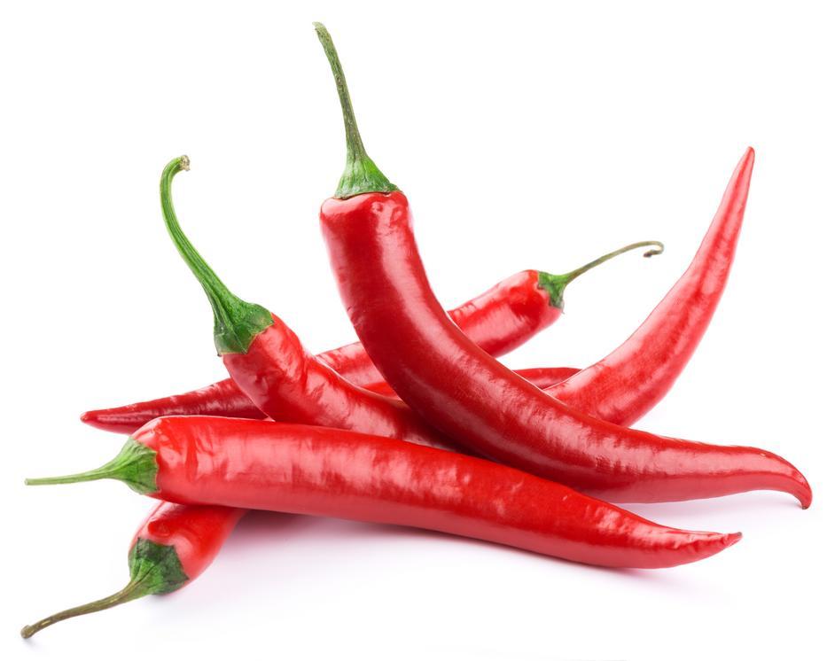 magas vérnyomás csípős paprika