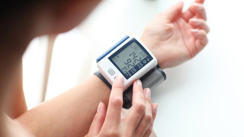 magas vérnyomás első rohama