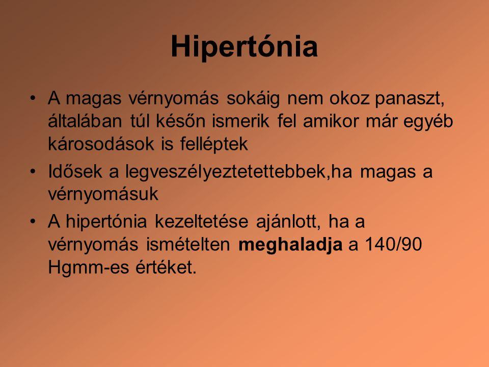 magas vérnyomás kialakulása befolyásolja a látás hipertóniáját