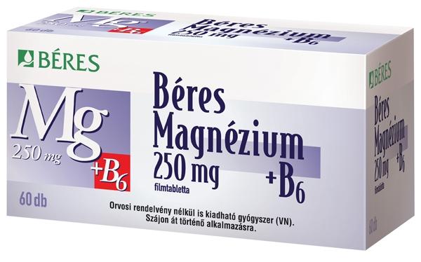 magas vérnyomású magnézium készítmények vese magas vérnyomás kezelés