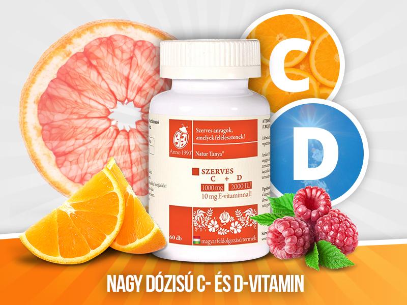 vitaminok magas vérnyomásra