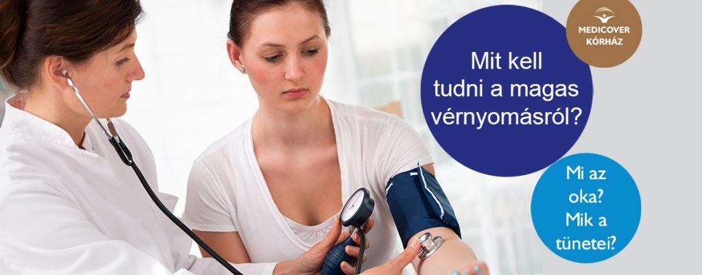 magas vérnyomás kezelése egy vesével