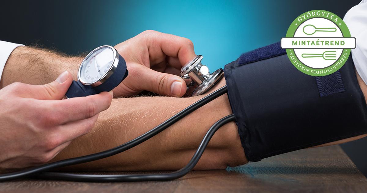 biomedis magas vérnyomás kezelés fokozatú magas vérnyomás az