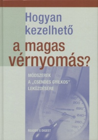 könyvek a magas vérnyomás kezeléséről