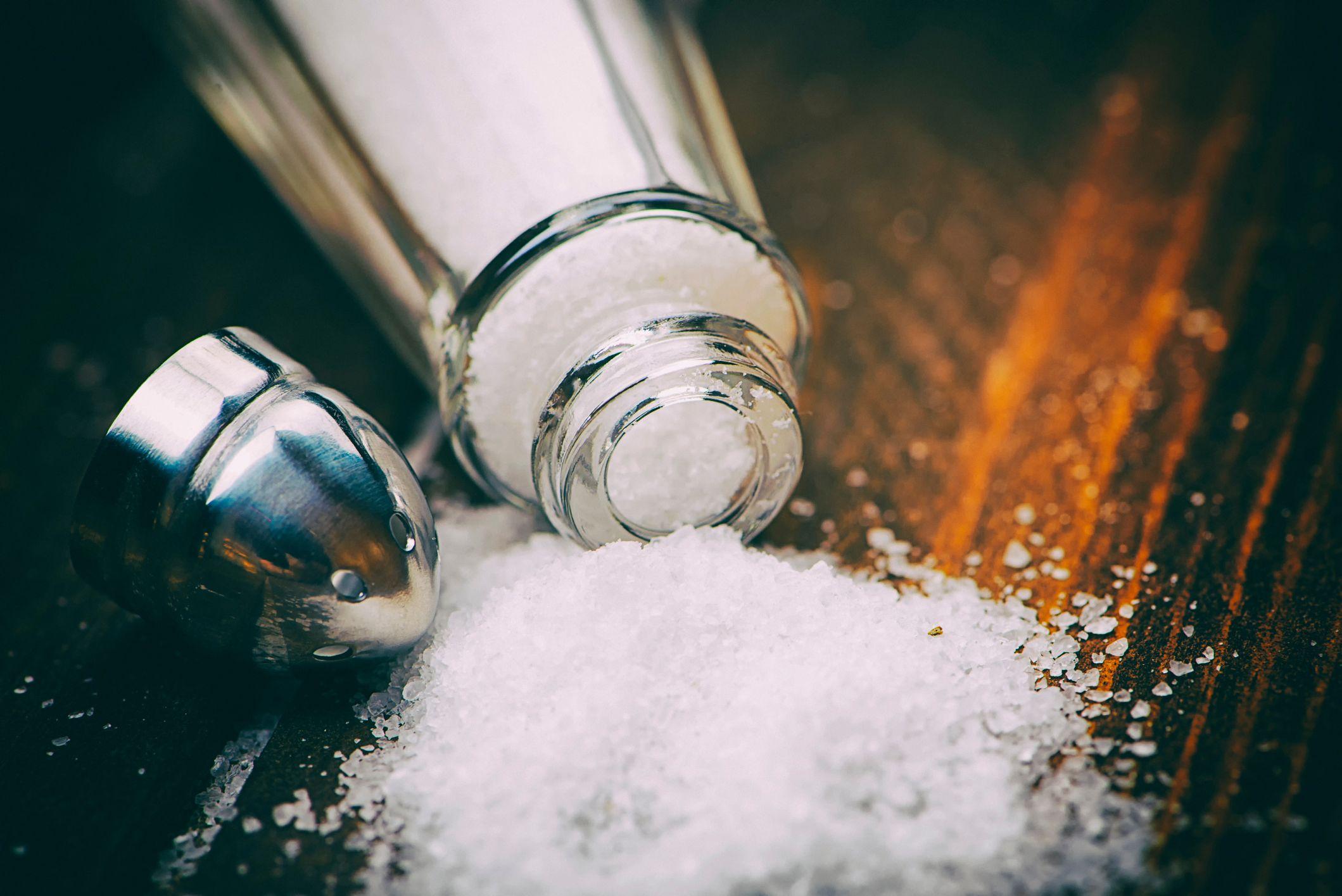 nátrium-klorid víz és magas vérnyomás