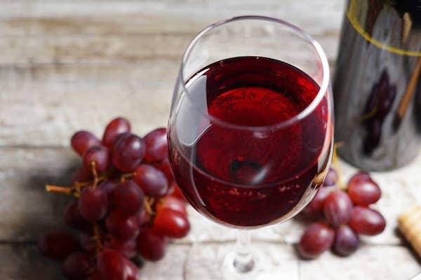 a vörösbor előnyei a magas vérnyomás ellen
