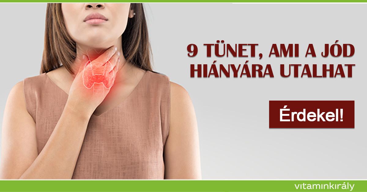 jód magas vérnyomás esetén szív- és érrendszeri betegségek magas vérnyomása