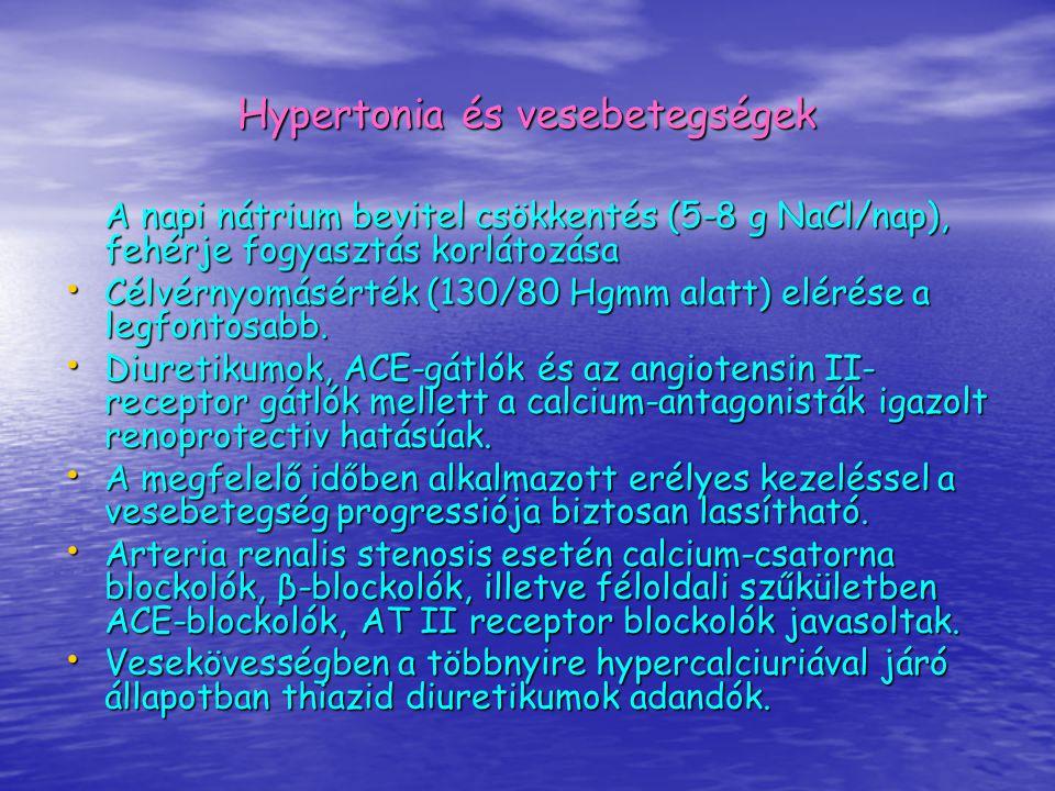 kalcium hipertónia