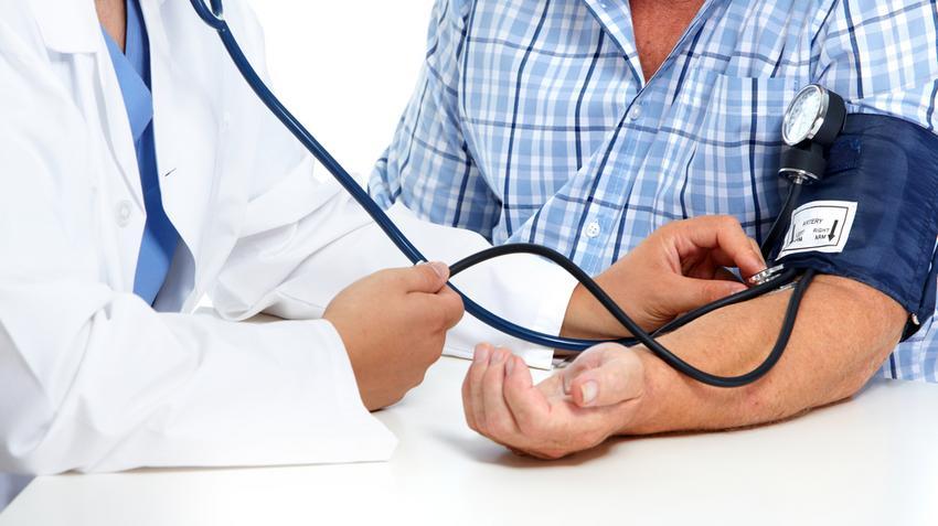 elsősegély a magas vérnyomás algoritmusához