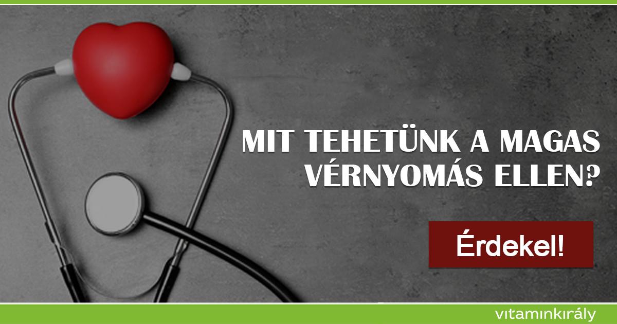 A szervezet magnéziumszintje hat a vérnyomásra is